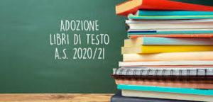 LIBRI DI TESTO 2020/21